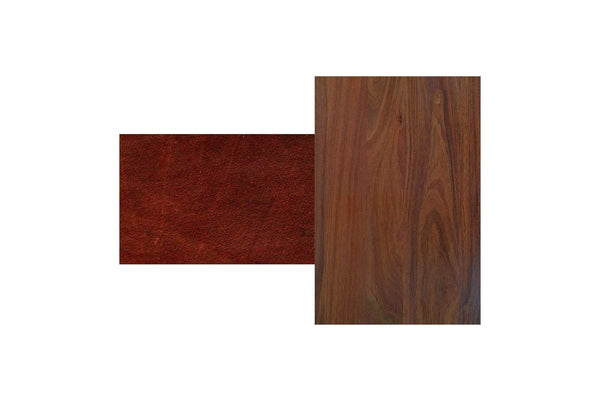 Rosita Walnut / Saddle Leather