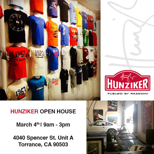 Hunziker Open House - March 4th, 2016