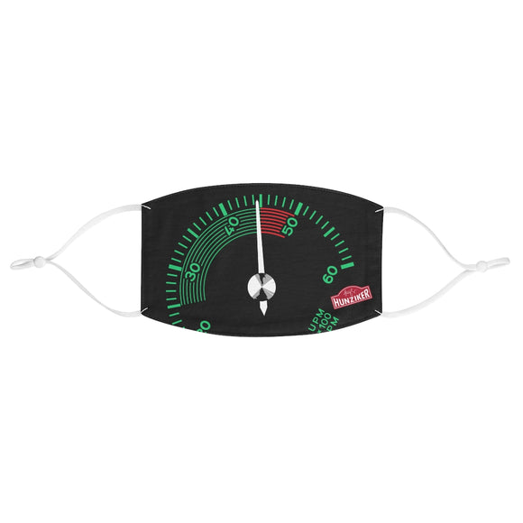 356 Racer's Tach - Fabric Face Mask