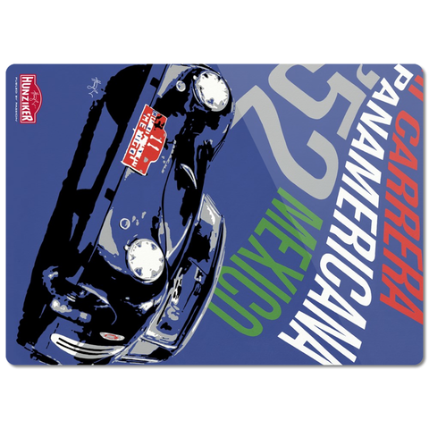 Carrera Panamericana Mexico 356 - Glass Cutting Boards