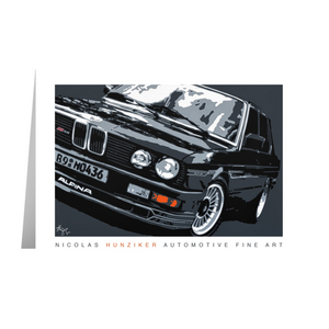 B9 Alpina - Note Cards with Envelopes Pack