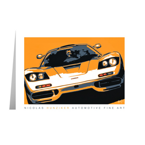 McLaren F1 - Note Cards with Envelopes Pack