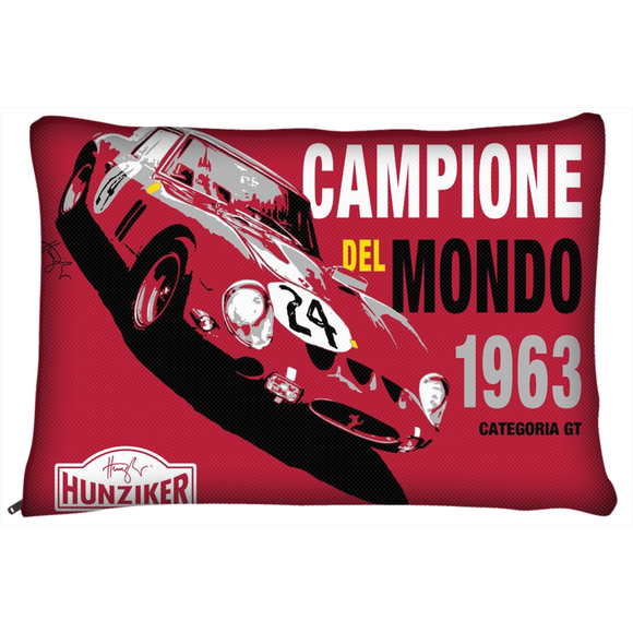 250 GTO - Fleece Dog Bed
