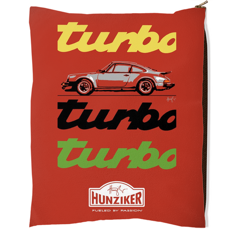 930 Turbo - Fleece Dog Bed