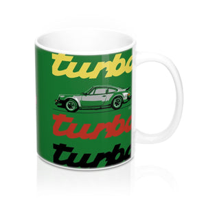 930 Turbo - Ceramic Mug