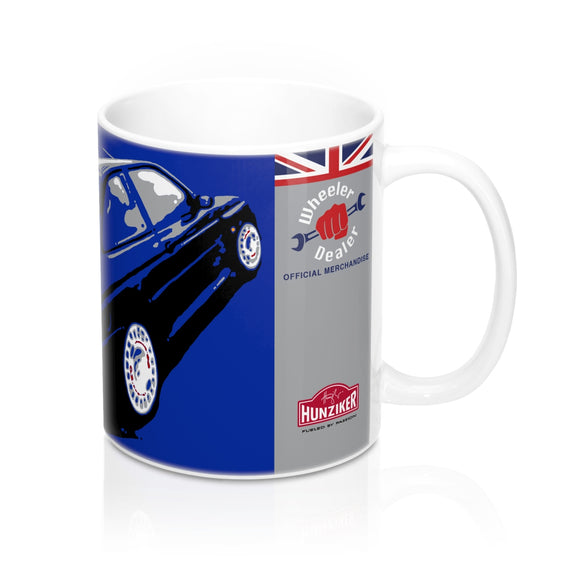 Third Wing - Wheeler Dealer Collection - Ceramic Mug