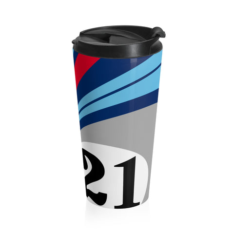 917 Langheck #21 - Stainless Steel Travel Mug