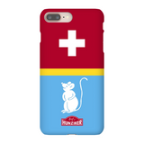 Whitemouse Garage - Phone Case