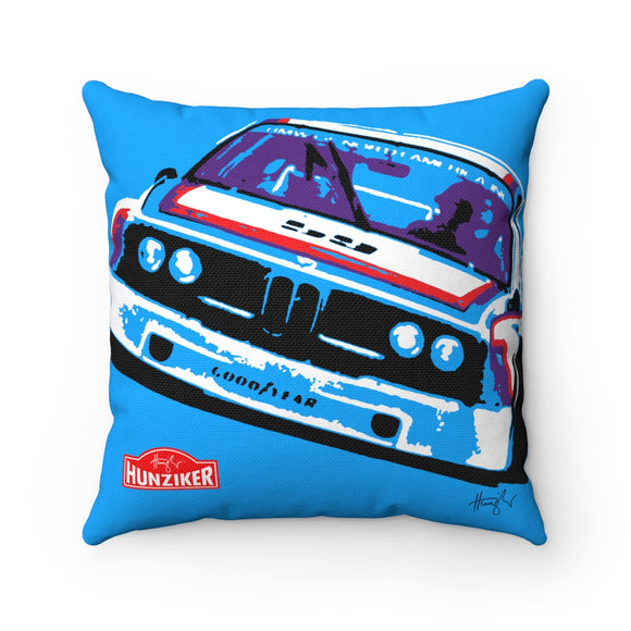 Batmobile - Spun Polyester Pillow