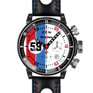 Brumos Racing Chronograph - Limited Edition of 59 - Steel
