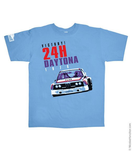 1976 Daytona Batmobile Graphic Tee