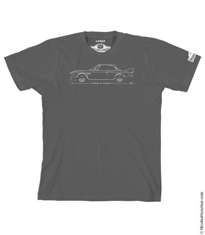 E9 Batmobile Graphic Tee