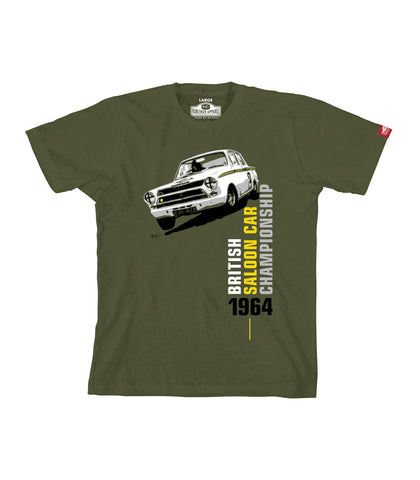 Lotus Cortina Graphic Tee