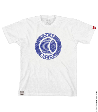 "Steve McQueen ""Solar Racing"" Graphic Tee"