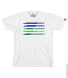 911 Colors 1974 - Graphic Tee