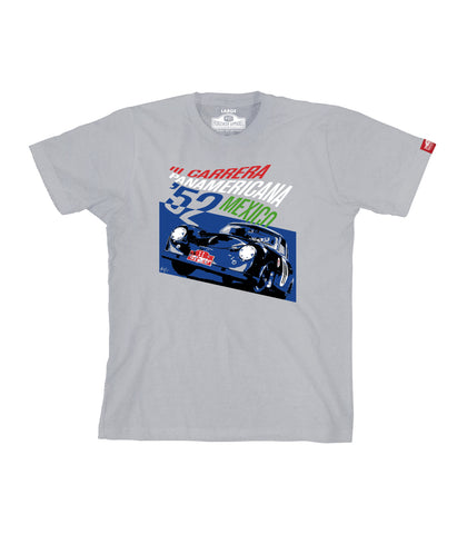 356 - 1952 Carrera Panamericana Graphic Tee