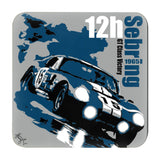 American Thunder Coasters - Set of 4