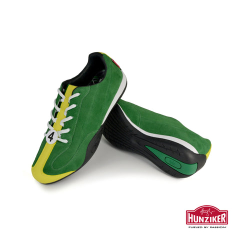 """British Racing Green"" Casual Driving Shoes"