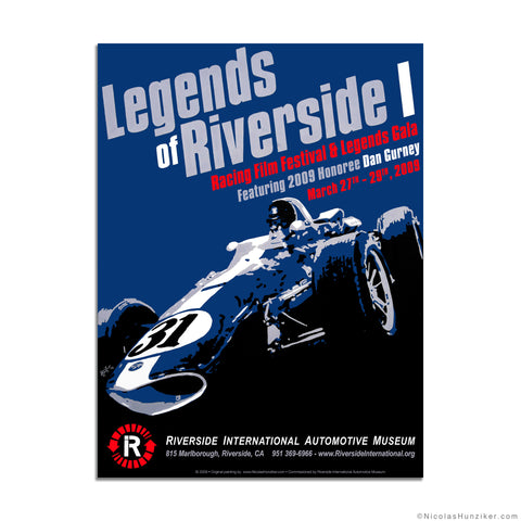 Riverside International Automotive Museum: Legends of Riverside I