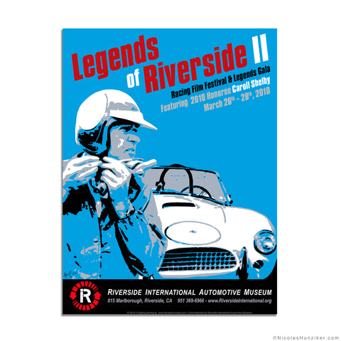 Riverside International Automotive Museum: Legends of Riverside II