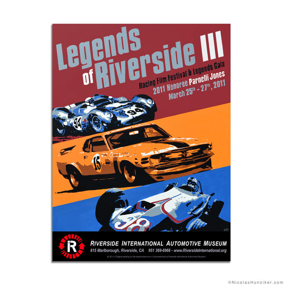 Riverside International Automotive Museum: Legends of Riverside III