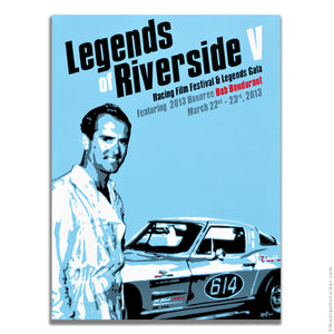 Riverside International Automotive Museum: Legends of Riverside V