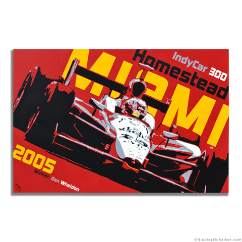 2005 Indycar 300 Homestead