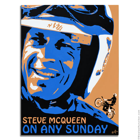 Friends of Steve McQueen Car Show 2015: On Any Sunday