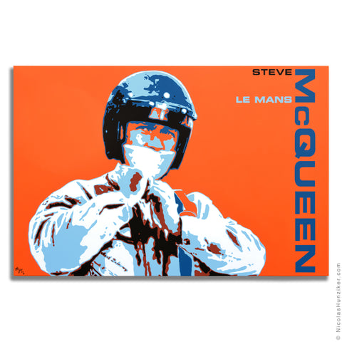 Steve McQueen Le Mans Trilogy - Just Like Jo