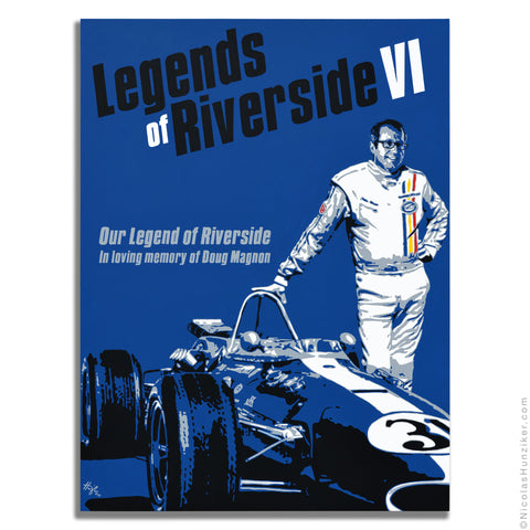 Riverside International Automotive Museum: Legends of Riverside VI
