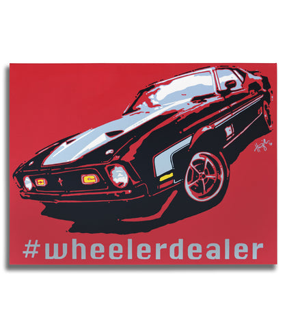 Wheeler Dealer Collection - #mach1