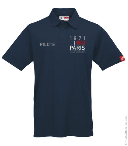 1971 Paris 1000KM Drivers' Polo