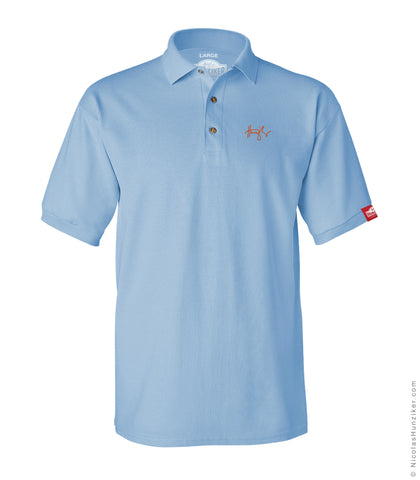 '71 Monza 917K Signature Lightweight Graphic Polo