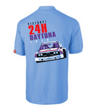 1976 Daytona Batmobile - Signature Lightweight Graphic Polo