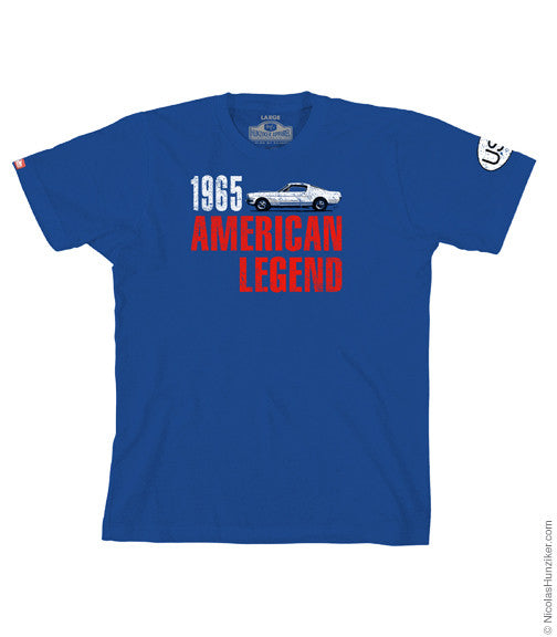 USA 1965 Mustang Graphic Tee