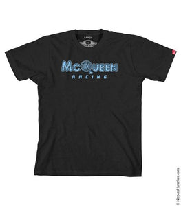 McQueen Racing Logo - Graphic Tee