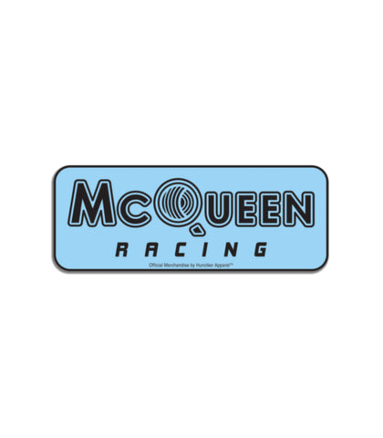 McQueen Racing Sticker