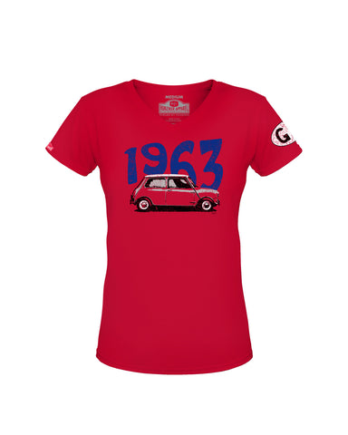 GB 1963 Mini - Womens Tee