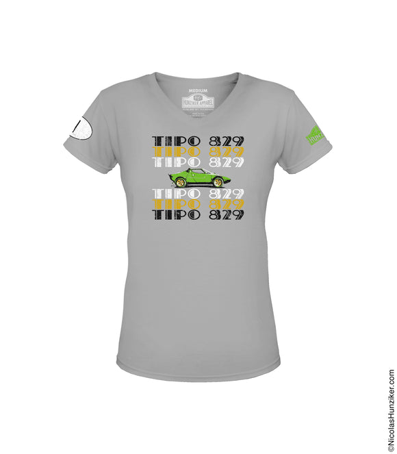 Stratos Stradale  - Womens Tee