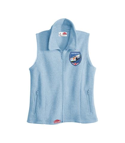 Gulf Racing - Women's Fleece Vest