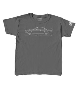 E9 Batmobile Youth Tee