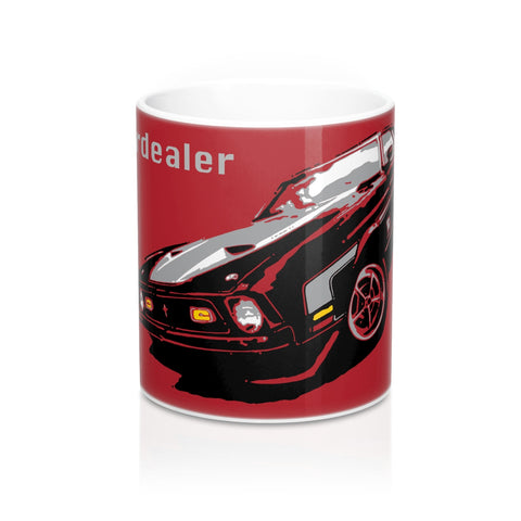 Mach 1 - Wheeler Dealer Collection - Ceramic Mug