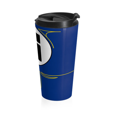 Lola T70 - Stainless Steel Travel Mug