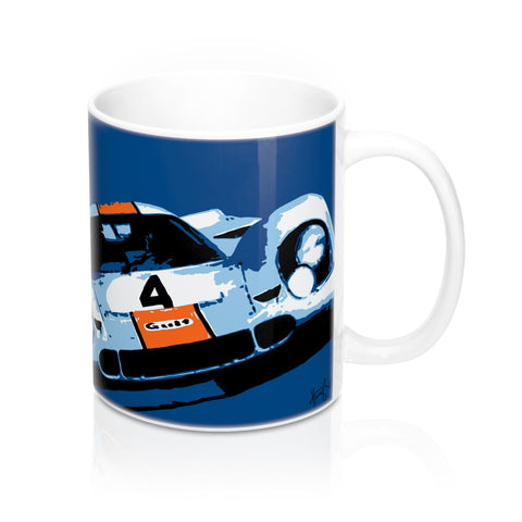 1971 Paris 1000KM - 917K - Ceramic Mug