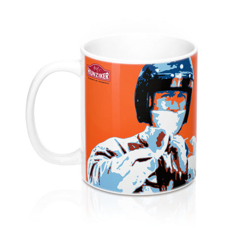 """Just Like Jo"" - Steve McQueen Le Mans Trilogy - Ceramic Mug"