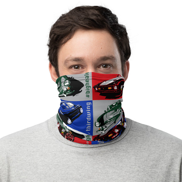 Wheeler Dealer Collection - Neck Gaiter