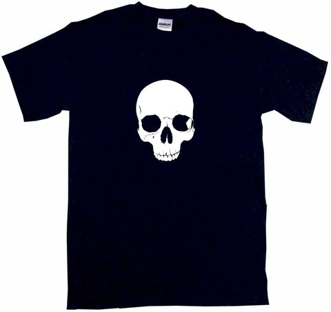 Gothic Half Skull Logo Tee Shirt OR Hoodie Sweat