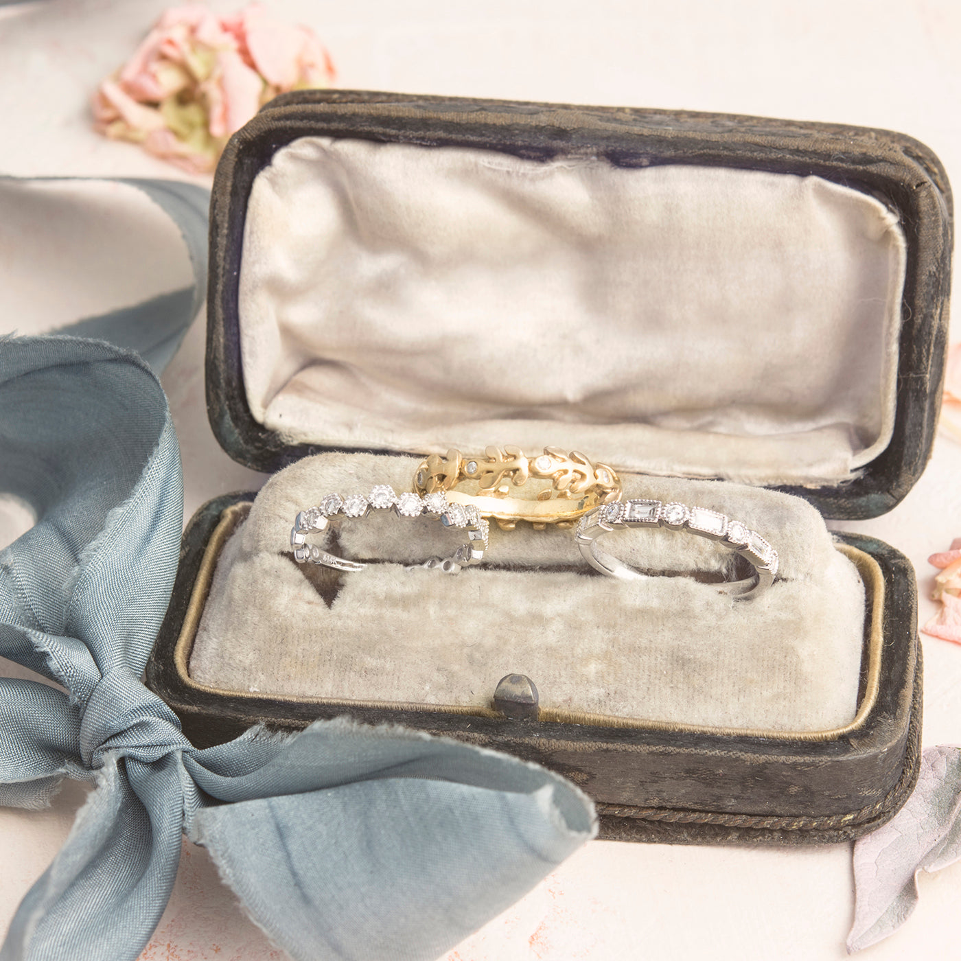 Vintage Antique Wedding Rings