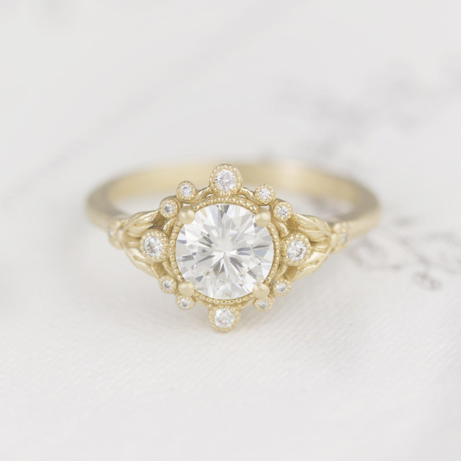 what does a 1 carat diamond ring cost