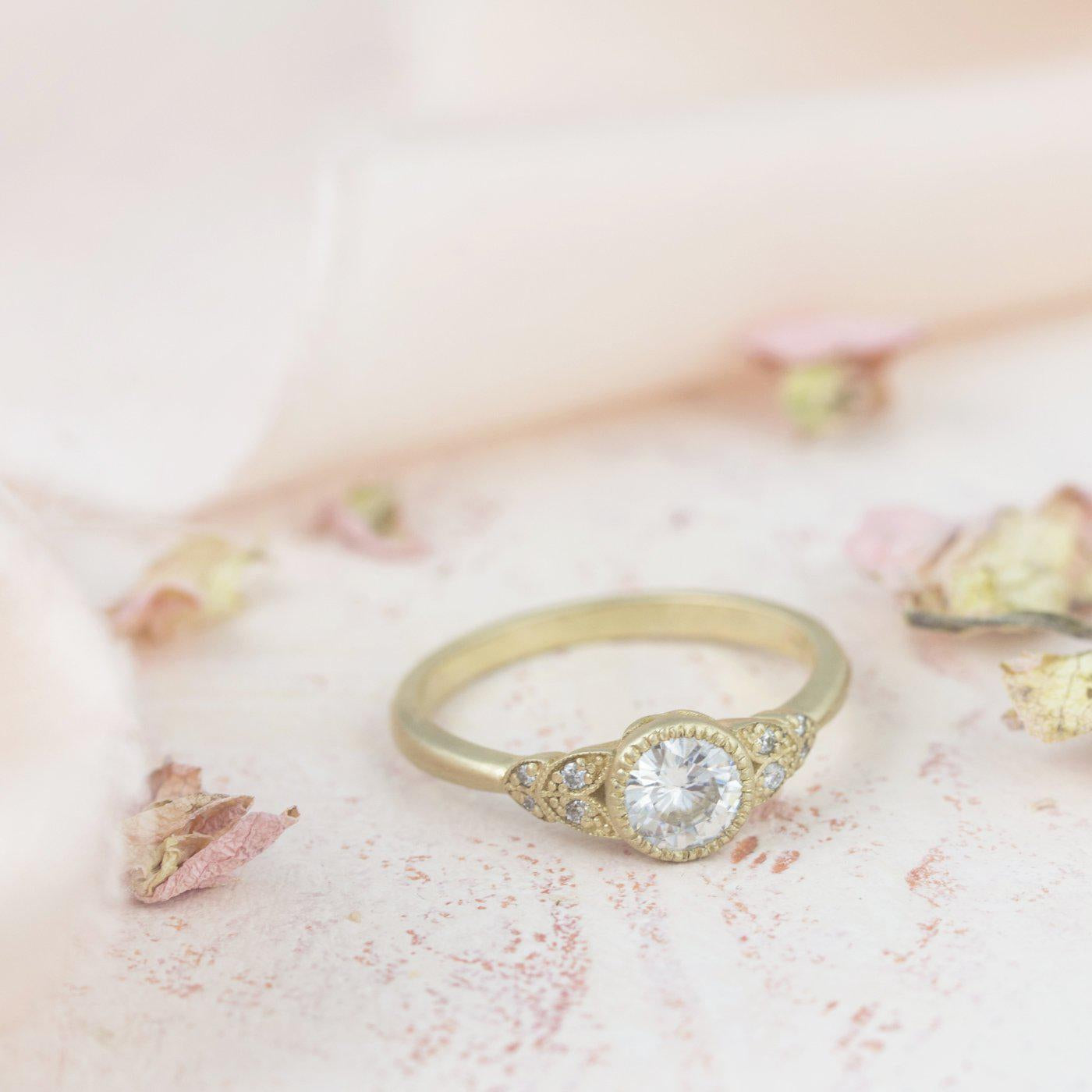 The Secret to Affordable Engagement Rings